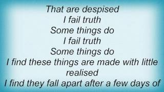 16volt - I Fail Truth Lyrics