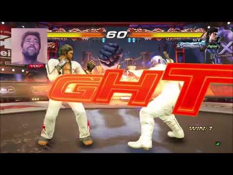 [Tekken 7] le phénomène Misterjeux78