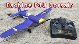 Eachine F4U Corsair Micro Plane RTF Review ????️