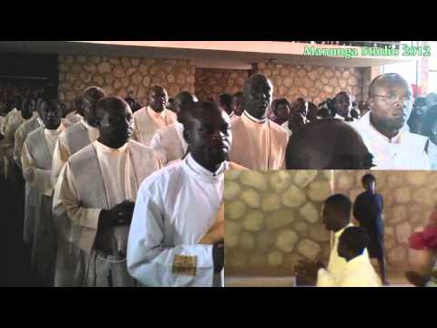 Part 1 - Priestly Ordination Bamenda Archdiocese 11.04.2012