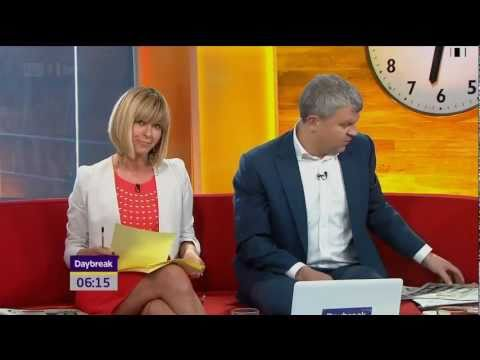 Kate Garraway Interviews Matt Hancock for the First Time Since Husband Derek Fell Ill | GMB