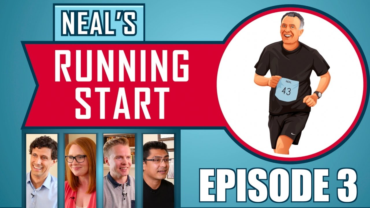 Neal's Running Start – Episode 3