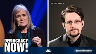 Edward Snowden: If I Came Back to the U.S., I Would Likely Die in Prison for Telling the Truth
