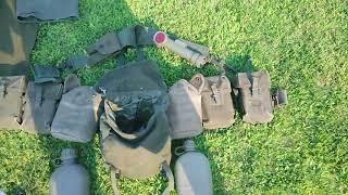 My Vietnam Era Army Gear And Equipment