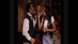 If I Never Knew You - Jon Secada and Shanice (Live on Regis & Kathy Lee)