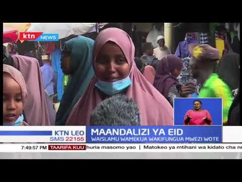 Namna bei ya nguo na vifaa vingine vya matumizi majumbani zilivyopanda mjini Garissa