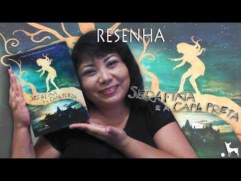 SERAFINA E A CAPA PRETA de ROBERT BEATTY [Resenha]