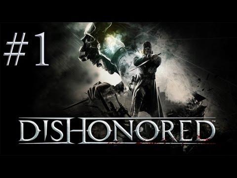 Dishonored - Прохождение игры на русском - Невинно осужденный (Серия 1)