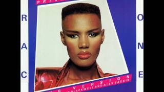 "Grace Jones ""Private Life (Dub)"""
