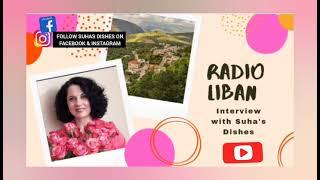 مقابلة مع إذاعة لبنان ببرنامج صالون الجمعة مع الإعلامية منى باز  Interview with Radio Liban