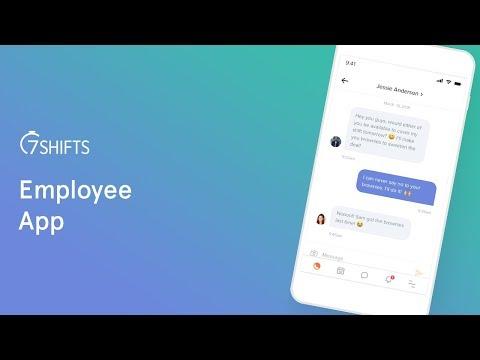 Employee App youtube video thumbnail