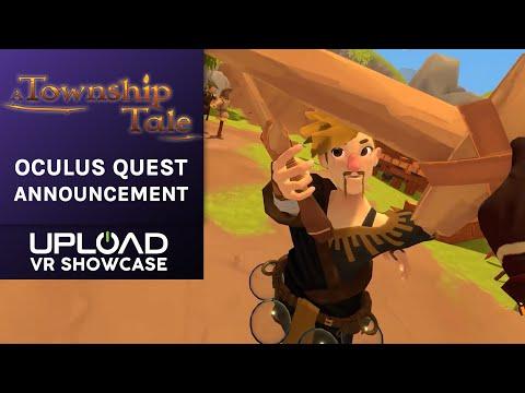 Oculus Quest Announcement Trailer de A Township Tale