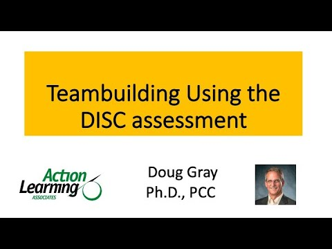 Team building training using the DISC assessment - YouTube