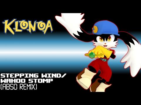 Klonoa 2: Stepping Wind/Wahoo Stomp (Abs0 Remix/Lyric Video)