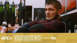 UFC 219 Embedded: Vlog Series - Episode 1