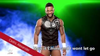 "WWE - ""Won't Let Go"" Cedric Alexander Theme Song (With Lyrics!)"