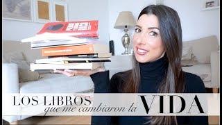 LOS LIBROS QUE ME CAMBIARON LA VIDA / ANI POCINO TV