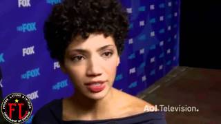 Interview with Jasika Nicole and Lance Reddick