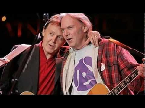 Only Love Can Break Your Heart -  Neil Young & Paul McCartney