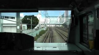 HD展望車窓京浜東北線北行2/6鶴見→大井町