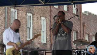 Patrick Williams and the Blues Express ~ In the French Market