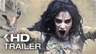 THE MUMMY Trailer (2017)