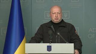 Сьогодні РНБО України розгляне питання про оголошення правового режиму воєнного стану