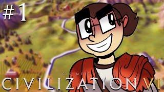 Download Video Civilization VI [Six!!] - Let's Play Rome - Part 1 MP3 3GP MP4