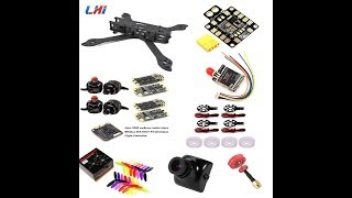 LHI 250 Quadcopter Instructional Build Video