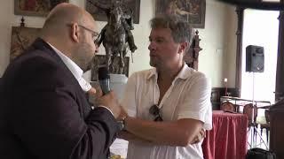 Convegno sull'oliva Dop ad Ascoliva. Interviste a Bastianelli (Enit) e Falcioni (Consorzio vini