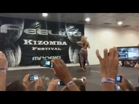 Ronald & Carolina Kizomba Feeling Festival
