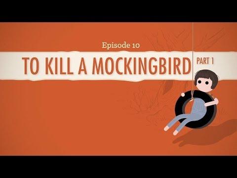 To Kill a Mockingbird, Part I - Crash Course Literature 210