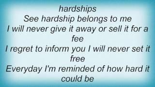 Aceyalone - Hardship Lyrics