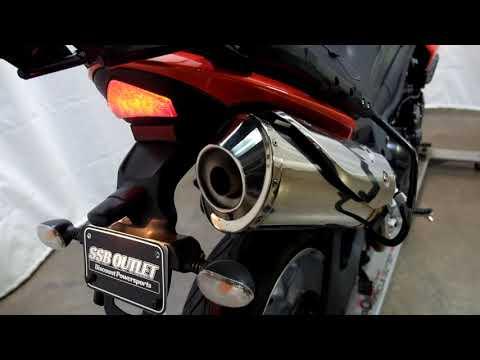 2011 Triumph Tiger 1050 ABS in Eden Prairie, Minnesota - Video 1