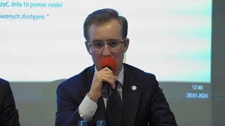 """Nikodem Bernaciak – Konferencja """"Jak zatrzymać ideologizację polskiej szkoły"""""""