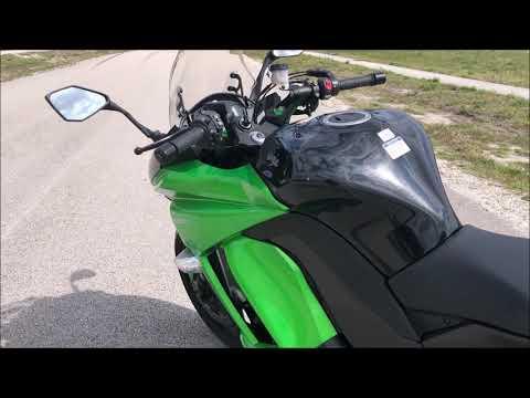 2015 Kawasaki Ninja® 1000 ABS in Pompano Beach, Florida