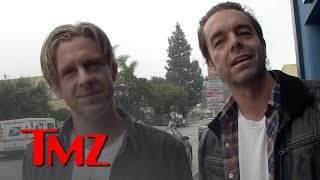 Switchfoot Talks New Album & Karen Pence Going Back to Work | TMZ