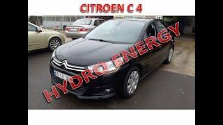 Citroen C4 1.6 dizel hirojen yakıt tasarruf sistem montajı