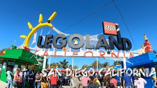 Legoland California 2020   Rides And Attractions