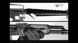 M16 Vs AK47 1