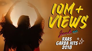 Raas Garba Hits 2018 By Jankee Feat. Arpan Mahida | Uncut Stories | #NavratriSpecial
