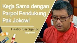PDIP Ragukan Prabowo-Sandi Raih 50 Persen Suara di Jateng