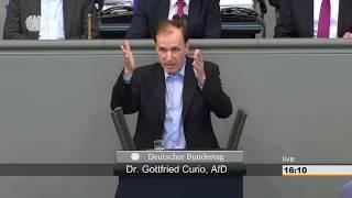Frau Merkel, treten Sie zurück! | Rede im Bundestag