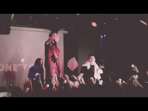 Pharaoh - 5 минут назад (live @ Винница, Feride Plaza, 06.04.2018)