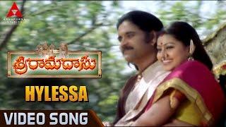Hylessa Video Song || Sri Ramadasu Video Songs || Nagarjuna, Sneha