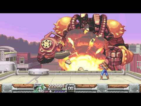 Wild Guns Reloaded - Clint (Hard Mode, WR High Score)