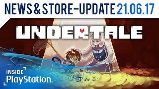 Überraschungs-Hit im Anmarsch! Undertale kommt auf PS4 & PS Vita   PlayStation News & Store-Update