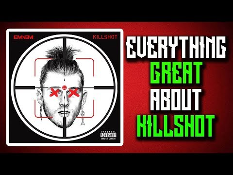 Youtuber 'Crypt' brilliaintly deciphers Eminems MGK diss track KIllSHOT line by line