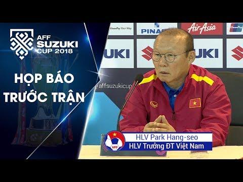 HLV Park Hang-seo: Cuộc đối đầu với Philippines sẽ là trận đấu tốt nhất của ĐTVN
