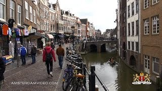 preview picture of video 'Sunday Funday In Downtown Utrecht (2.23.14 - Day 1333)'
